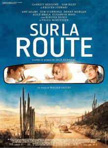Affiche Sur la route