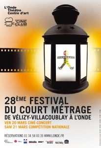28ème Festival du Film Court de Vélizy 2015