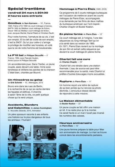 programme festival court métrage 2017-2